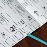 European ballot papers for up to 27 candidates