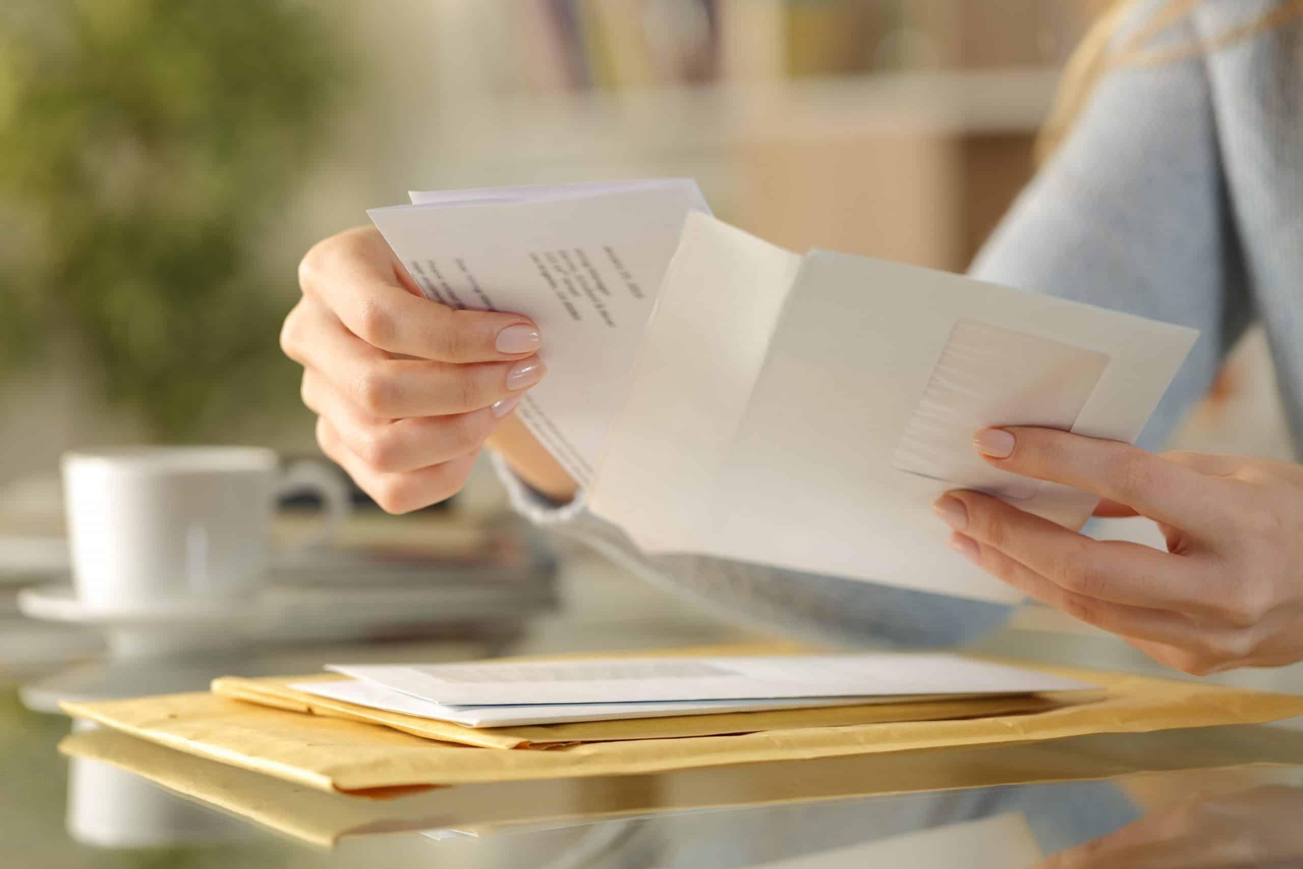Hybrid Mail Printing